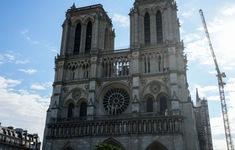 Nhà thờ Đức Bà Paris lên kế hoạch mở cửa trở lại sau cuộc hỏa hoạn lịch sử