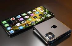 Apple sẽ ra mắt 2 mẫu iPhone màn hình gập?