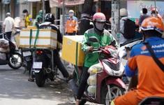 TP Hồ Chí Minh: Tài xế giao hàng tăng mạnh, giá dịch vụ chưa hạ nhiệt