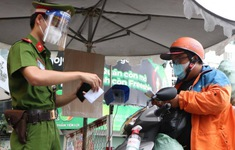 Shipper tại TP Hồ Chí Minh có thể xét nghiệm ở bất cứ trạm y tế nào từ 6h - 21h hàng ngày
