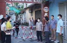 Phát hiện thêm 10 ca dương tính với SARS-CoV-2, Hà Nam cho học sinh tạm thời nghỉ học
