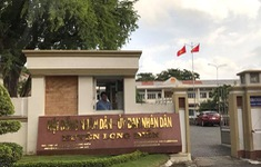Chủ tịch huyện ở Bà Rịa-Vũng Tàu đi làm lại sau một ngày nộp đơn từ chức