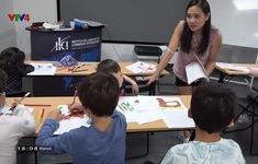 Khai giảng lớp tiếng Việt năm học mới cho trẻ em gốc Việt tại Pháp