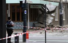 Động đất mạnh 6 độ làm rung chuyển Australia