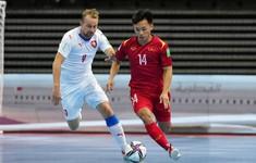 Văn Hiếu lọt Top 5 cầu thủ trẻ sáng giá tại FIFA Futsal World Cup Lithuania 2021™