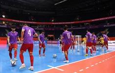 TRỰC TIẾP FUTSAL | ĐT Nga 0-0 ĐT Việt Nam: Hiệp 1