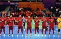 ĐT Futsal Việt Nam giành kết quả bất ngờ trước nhà đương kim Á quân World Cup Futsal