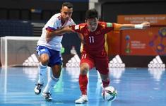VIDEO Highlights | ĐT Việt Nam 2-3 ĐT Nga | Vòng 1/8 FIFA Futsal World Cup Lithuania 2021™