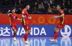 TRỰC TIẾP FUTSAL | ĐT Việt Nam 1-2 ĐT Nga: Hiệp 2