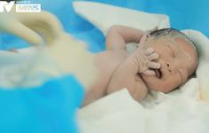 """VTV Đặc biệt """"Ngày con chào đời"""": Xúc động khoảnh khắc các sinh linh bé nhỏ ra đời nơi tâm dịch"""