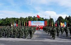Quân khu 9 hỗ trợ 1.000 nhân lực giúp TP Hồ Chí Minh lấy mẫu xét nghiệm