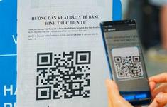 Các cơ sở kinh doanh Hà Nội đẩy mạnh triển khai quét mã QR