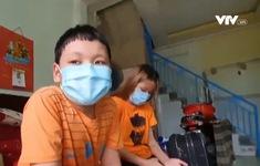 Chăm lo cho trẻ em mồ côi vì COVID-19