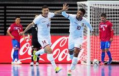 TRỰC TIẾP FUTSAL Venezuela 0-1 Morocco | Hiệp 1 | Vòng 1/8 FIFA Futsal World Cup Lithuania 2021™