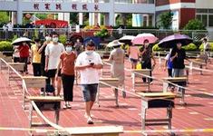 Trung Quốc áp đặt bán phong tỏa tại thành phố Cáp Nhĩ Tân