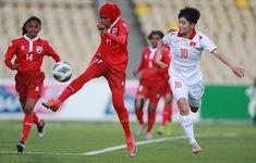 Vòng loại nữ châu Á 2022: ĐT Việt Nam thắng dễ 16-0 trước ĐT Maldives