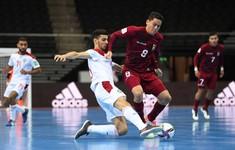 TRỰC TIẾP FUTSAL Venezuela 1-2 Morocco | Hiệp 2 | Vòng 1/8 FIFA Futsal World Cup Lithuania 2021™