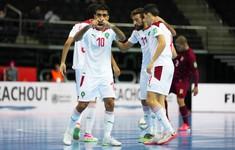 KT Venezuela 2-3 Morocco | Thắng sát nút, Morocco lần đầu góp mặt ở tứ kết FIFA Futsal World Cup
