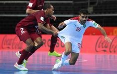VIDEO Highlights | ĐT Venezuela 2-3 ĐT Morocco | Vòng 1/8 FIFA Futsal World Cup Lithuania 2021™