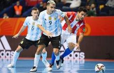 VIDEO Highlights | ĐT Argentina 6-1 ĐT Paraguay | Vòng 1/8 FIFA Futsal World Cup Lithuania 2021™