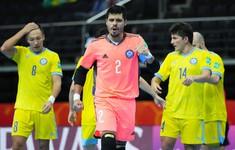 VIDEO Highlights | ĐT Kazakhstan 7-0 ĐT Thái Lan | Vòng 1/8 FIFA Futsal World Cup Lithuania 2021™