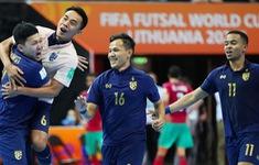 TRỰC TIẾP BÓNG ĐÁ ĐT Futsal Kazakhstan - ĐT Thái Lan | Vòng 1/8 FIFA Futsal World Cup Lithuania 2021™
