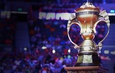 VTV có bản quyền Giải cầu lông đồng đội thế giới Sudirman Cup 2021