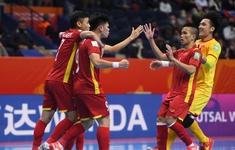 Giờ vàng thể thao tuần này: Chiến tích của futsal Việt Nam tại FIFA World Cup Futsal 2021