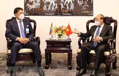 Việt Nam và Mông Cổ luôn coi trọng mối quan hệ hữu nghị anh em