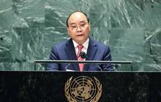 Chủ tịch nước đưa ra 5 giải pháp cho 4 thách thức toàn cầu