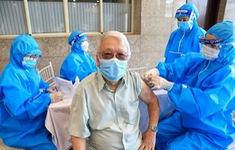 Trưa 26/9: Hà Nội không ghi nhận ca mắc mới, hơn 95% dân số trên 18 tuổi được tiêm vaccine mũi 1