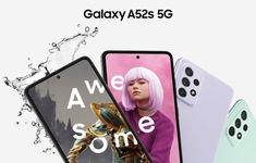 Galaxy A52s 5G ra mắt tại Việt Nam