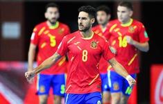 TRỰC TIẾP FUTSAL   ĐT Tây Ban Nha 2-0 ĐT CH Séc: Thế trận áp đảo!