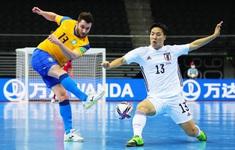 KT | ĐT Brazil 4-2 ĐT Nhật Bản | Ngược dòng kịch tính | Vòng 1/8 FIFA Futsal World Cup Lithuania 2021™