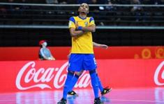 VIDEO Highlights | ĐT Brazil 4-2 ĐT Nhật Bản | Vòng 1/8 FIFA Futsal World Cup Lithuania 2021™