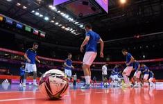 TRỰC TIẾP FUTSAL   ĐT Uzbekistan 0-2 ĐT Iran   Vòng 1/8 FIFA Futsal World Cup Lithuania 2021™