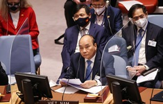 Chủ tịch nước đề xuất giải pháp thích ứng biến đổi khí hậu