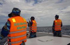 Tập trung tìm kiếm 2 ngư dân bị mất tích sau sự cố chìm tàu