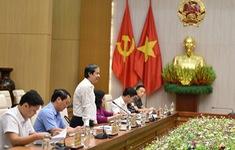 2 Bộ trưởng làm việc với Phú Thọ về công tác dân tộc và giáo dục