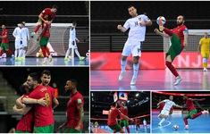 KT | ĐT Bồ Đào Nha 4-3 ĐT Serbia | Thắng kịch tính, Bồ Đào Nha vào tứ kết FIFA Futsal World Cup Lithuania 2021™