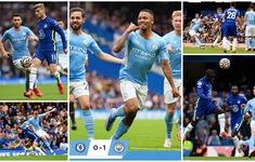 Chelsea 0-1 Man City: Thắng lợi quan trọng của nhà đương kim vô địch | Vòng 6 Ngoại hạng Anh