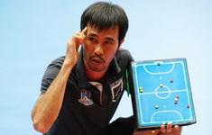 3 phút cùng sao | Gặp gỡ HLV Phạm Minh Giang của ĐT futsal Việt Nam