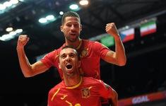 KT| ĐT Tây Ban Nha 5-2 ĐT CH Séc: Nỗ lực bất thành! | Vòng 1/8 FIFA Futsal World Cup Lithuania 2021™
