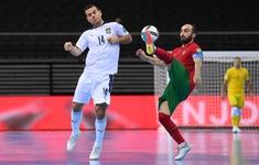 VIDEO Highlights | ĐT Bồ Đào Nha 4-3 ĐT Serbia | Vòng 1/8 FIFA Futsal World Cup Lithuania 2021™