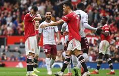 Bruno Fernandes sút hỏng phạt đền, Man Utd bại trận trước Aston Villa