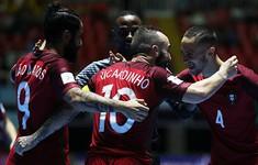 TRỰC TIẾP FUTSAL | ĐT Bồ Đào Nha 2-2 ĐT Serbia | Hiệp 2 | Vòng 1/8 FIFA Futsal World Cup Lithuania 2021™