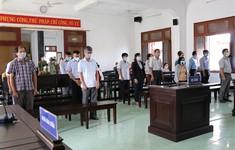 Vụ làm lộ đề thi công chức ở Phú Yên: Xét xử sơ thẩm 18 bị cáo