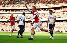 TRỰC TIẾP BÓNG ĐÁ Arsenal 3-0 Tottenham | Hết hiệp 1 | Vòng 6 Ngoại hạng Anh