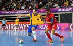 Morocco vs Brazil | Tứ kết chênh lệch | 20h00 hôm nay (26/9) trực tiếp trên VTV6, VTV9 và VTVGo