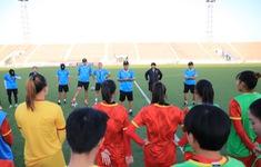 ĐT Nữ Việt Nam hướng đến trận đấu gặp chủ nhà Tajikistan